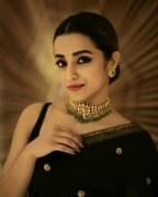 South Actress Trisha Krishnan Jul 2019 Pic 4422