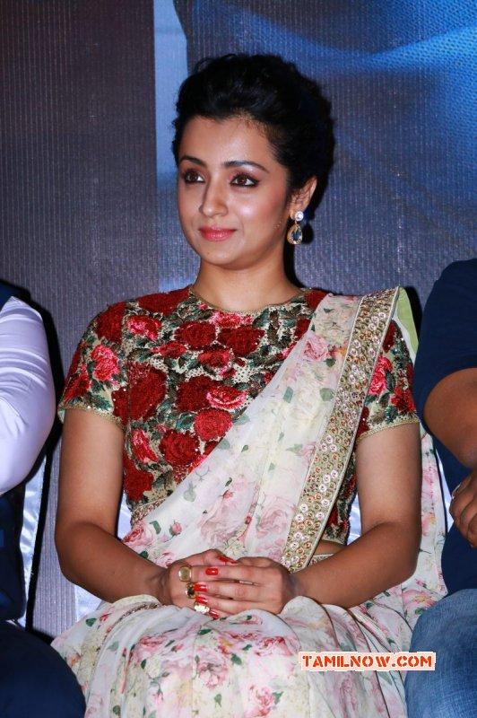 South Actress Trisha Krishnan Sep 2015 Pictures 1604
