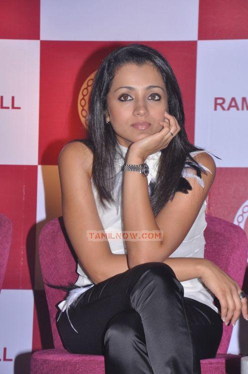 Tamil Actress Trisha Krishnan 4584
