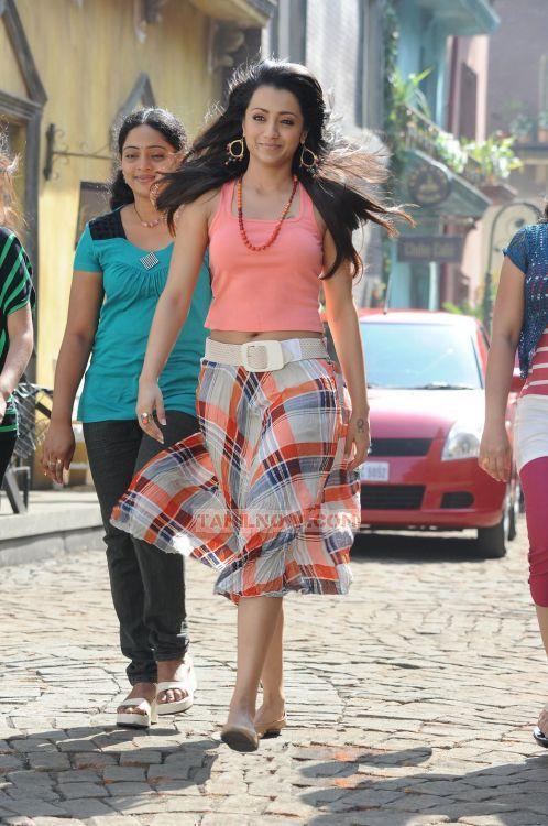 Tamil Actress Trisha Krishnan 8211