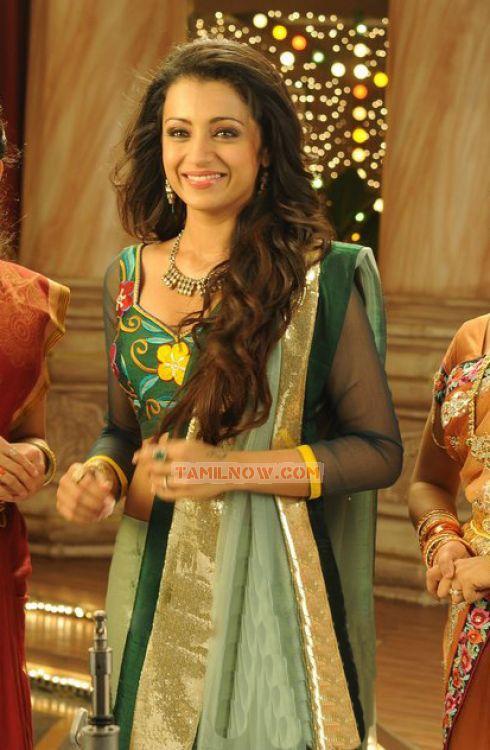 Tamil Actress Trisha Krishnan 9875