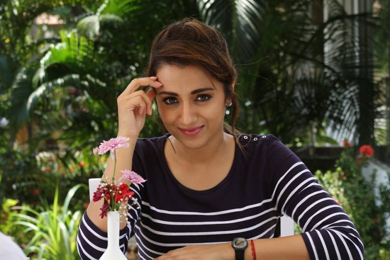 Tamil Actress Trisha Krishnan Photos 9930