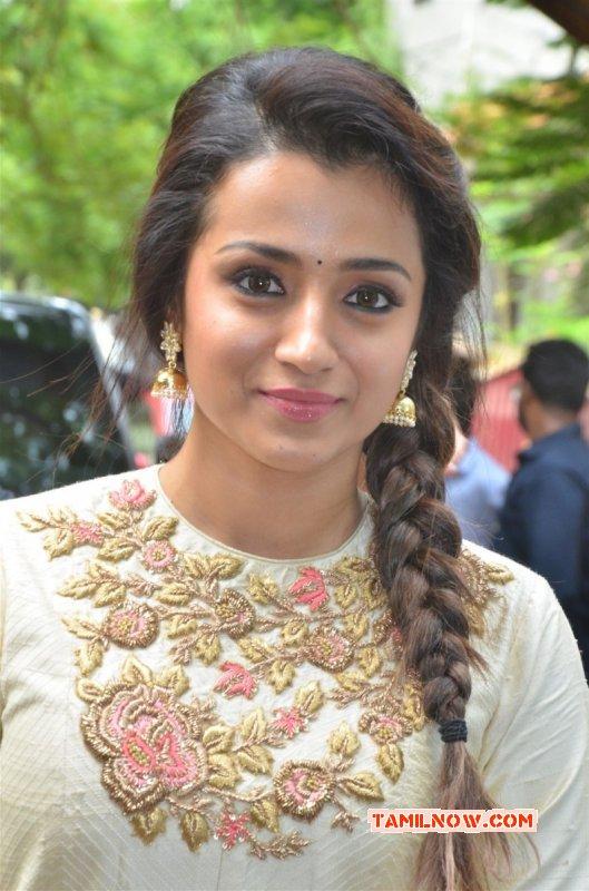 Tamil Heroine Trisha Krishnan Recent Images 2440