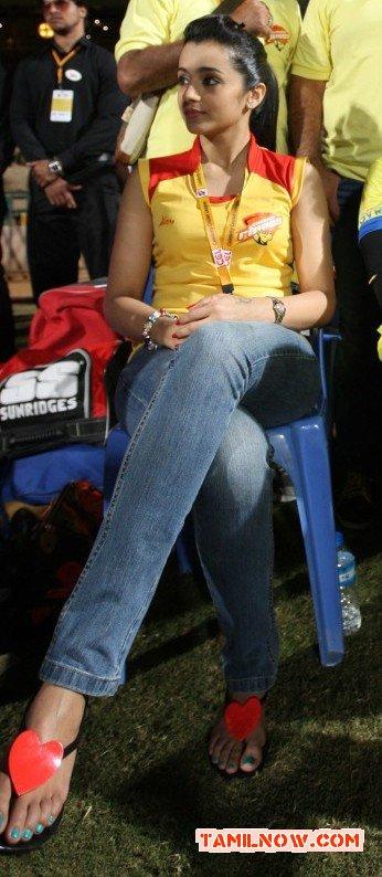Trisha Krishnan At Ccl 4 Photos 2 887