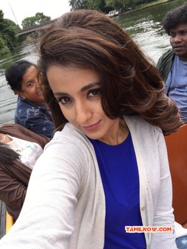Trisha Krishnan Indian Actress Jun 2016 Gallery 752