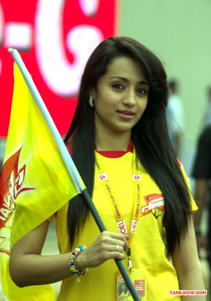 Trisha Krishnan Stills 3843