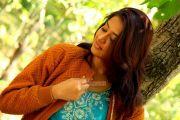 Tamil Actress Varsha Ashwathi Photos 2297