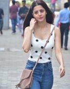 South Actress Vedhika Sep 2020 Stills 7647