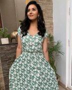 2020 Picture Tamil Movie Actress Vidya Pradeep 4256