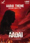 Aadai Tamil Movie Amala Paul Poster
