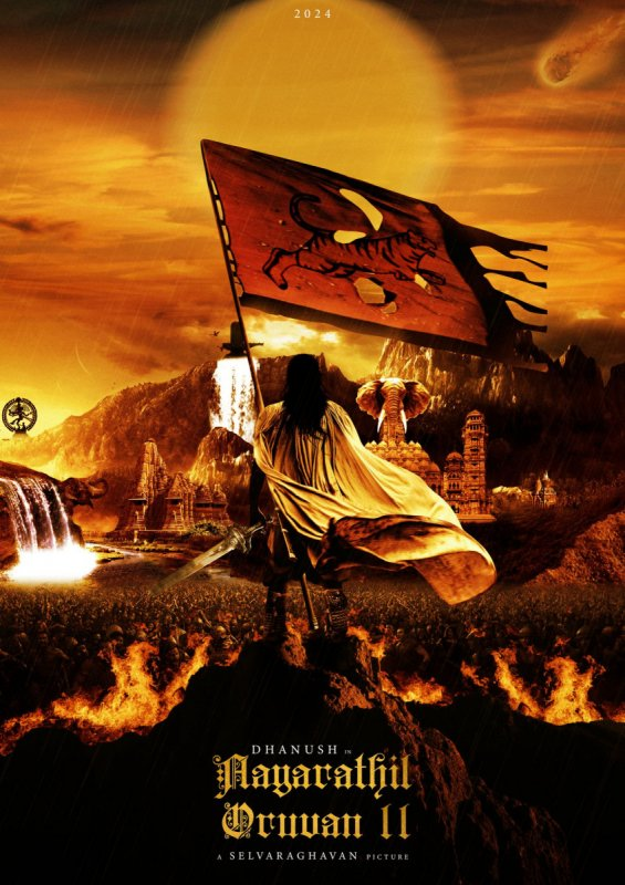 Latest Images Aayirathil Oruvan 2 Movie 849