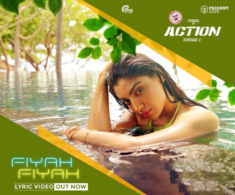 Action Movie By Sundar C Starring Vishal 602