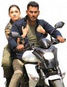 Vishal Tamannah In Action Movie Gallery 262