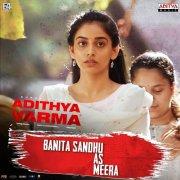 Banita Sandhu In Movie Adithya Varma 974