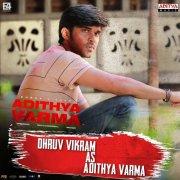 Dhruv Vikram In Adithya Varma 195