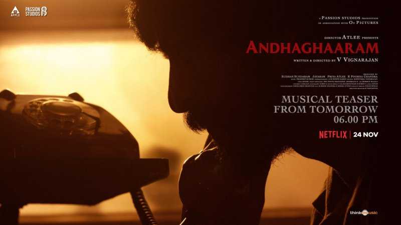 Tamil Movie Andhaghaaram Recent Pictures 7344
