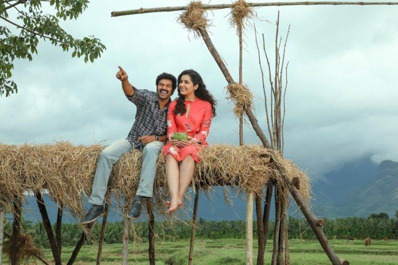 2021 Image Tamil Movie Aranmanai 3 725