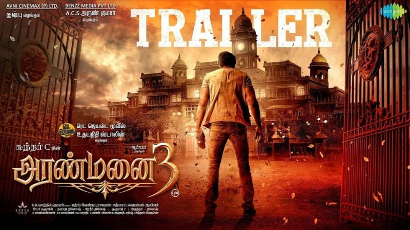 Tamil Film Aranmanai 3 2021 Picture 7175