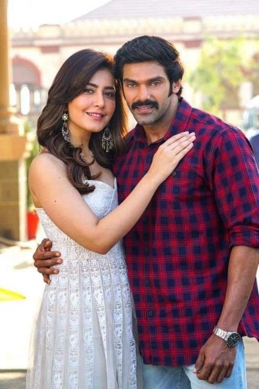 Tamil Film Aranmanai 3 Jul 2021 Stills 3731