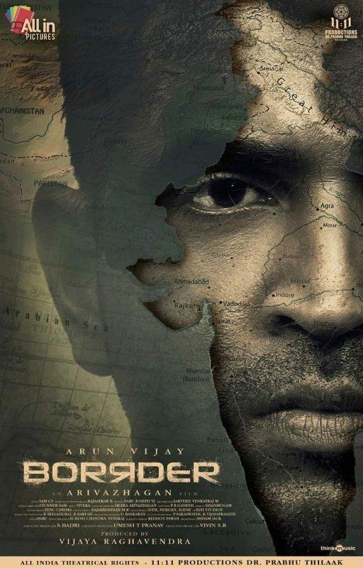 Borrder Tamil Film Photos 702
