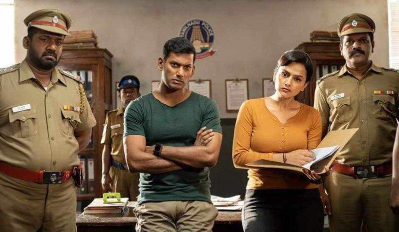 2020 Album Chakra Tamil Movie 4616