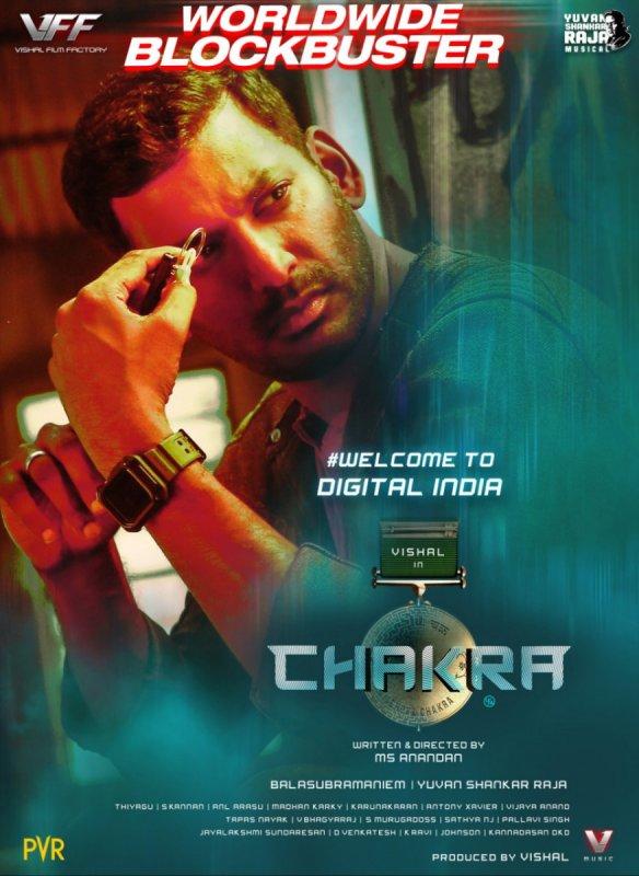 Movie Chakra Recent Stills 8383
