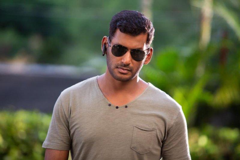 Pic Vishal Film Chakra 71