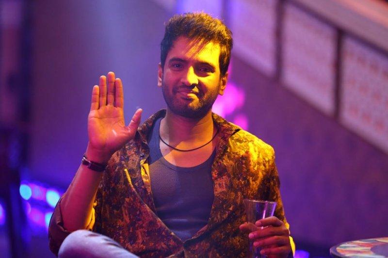 Santhanam In Movie Dagaalty 91