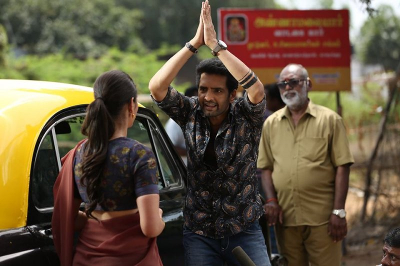 Santhanam In New Movie Dagaalty 201