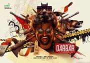 Rajinikant Ar Murugadoss Movie Darbar Poster 239