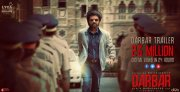 Rajinikant Film Darbar Poster 345