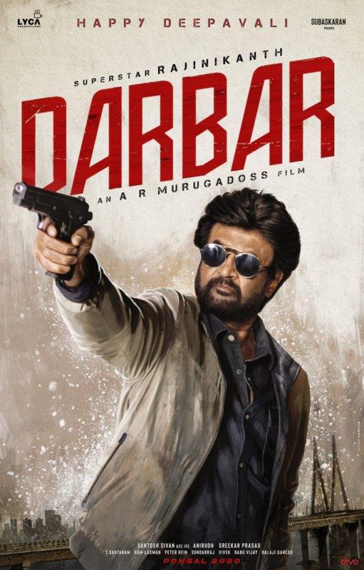 Rajnikant Darbar Movie 703