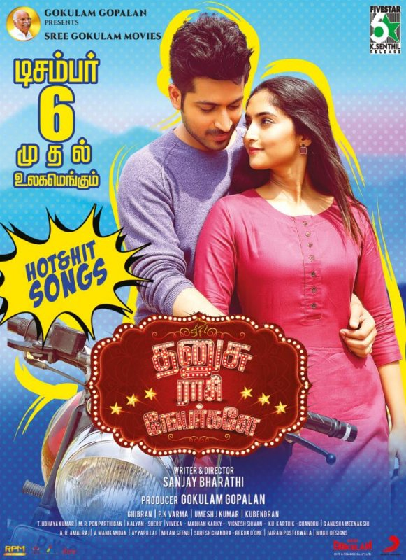 Nov 2019 Album Cinema Dhanusu Raasi Neyargale 8785