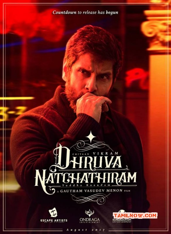 Movie Still Chiyaan Vikram Dhruva Natchathiram 921