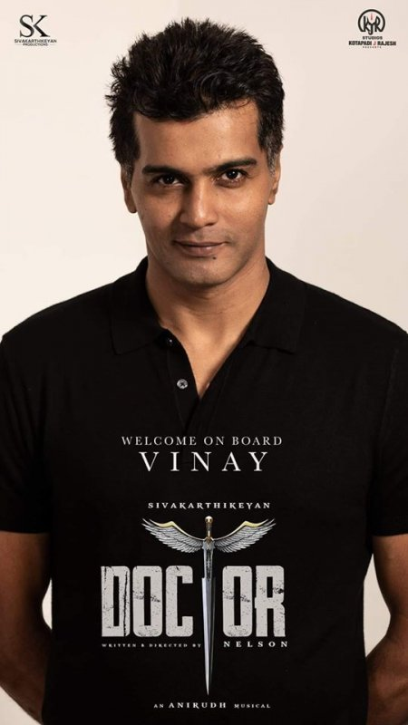 Vinay In New Movie Doctor 599