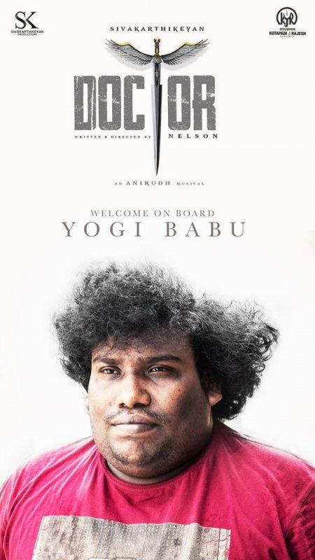 Yogi Babu In New Movie Doctor 744