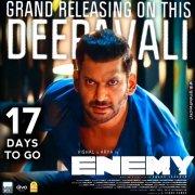 Deepavali Release Movie Enemy 359