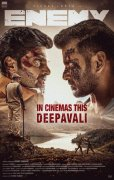 Vishal Arya Movie Enemy Release On Diwali Movie New Still 324