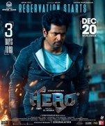 Siva Karthikeyan Hero In 3 Days Poster 23