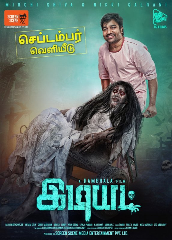 2021 Wallpaper Tamil Film Idiot 5480