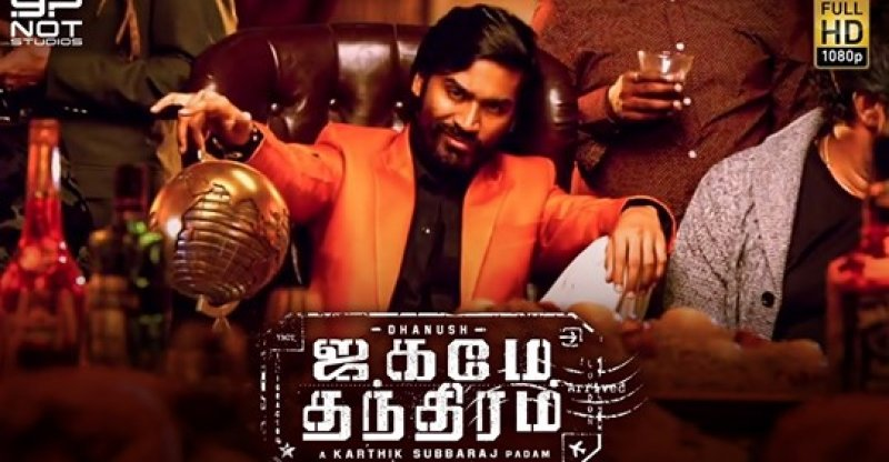 Dhanush New Movie Jagame Thanthiram 478