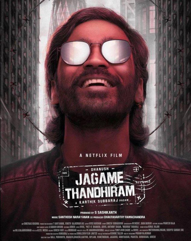 Jagame Thanthiram Cinema Recent Pics 2543