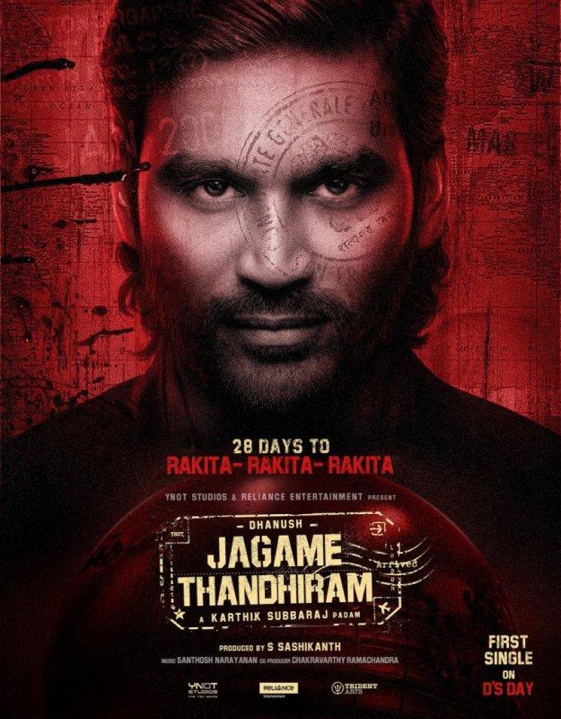 Jagame Thanthiram Film Latest Picture 5438