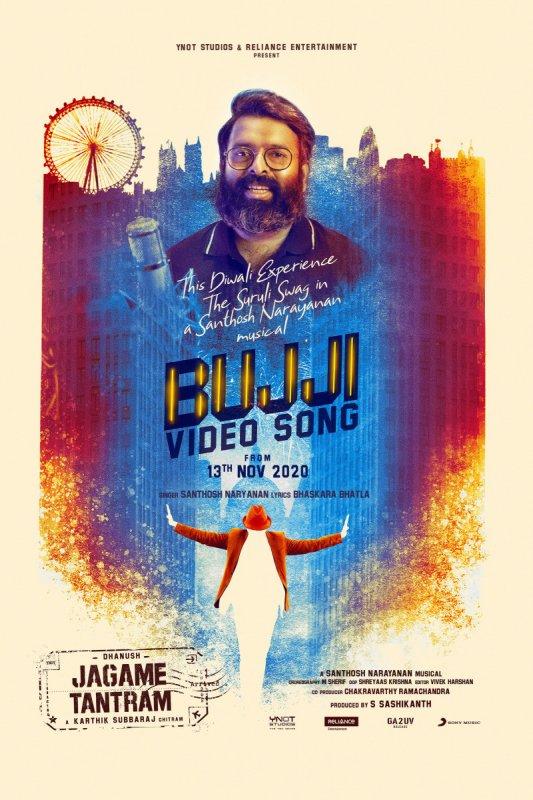 Tamil Cinema Jagame Thanthiram Wallpaper 9745