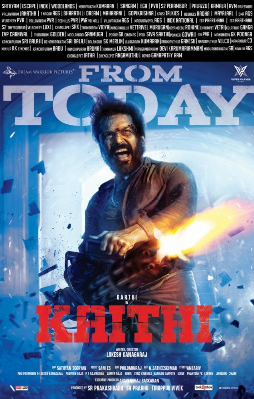 Kaithi In Theaters 891