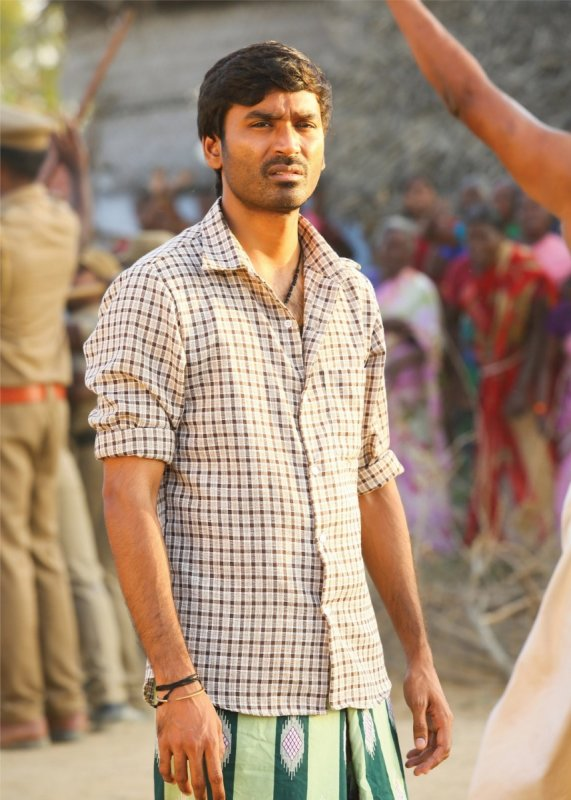 Dhanush In Karnan Still 141