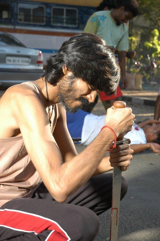 Latest Photo Dhanush Karnan 776