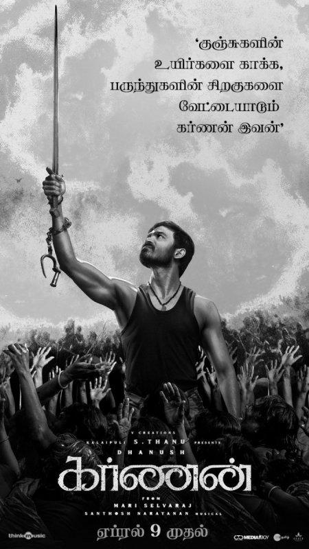 Latest Wallpaper Tamil Film Karnan 3097