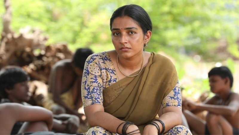 Rajisha Vijayan In New Movie Karnan 224