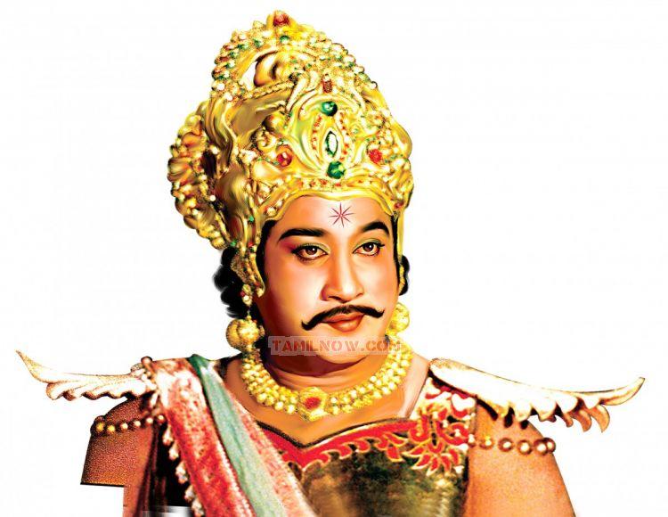 Tamil Movie Karnan 6619